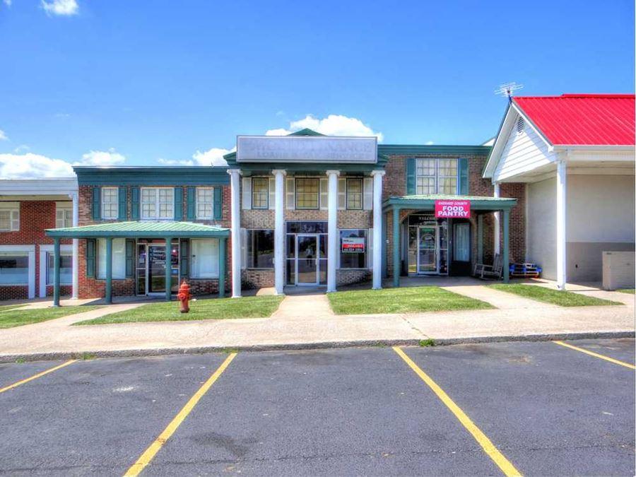 Pleasant Retreat Shopping Center