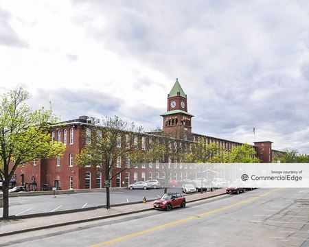 Jefferson Mill - Manchester