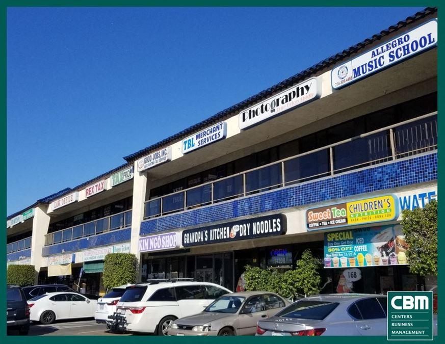 Blue Pavilion Little Saigon Shopping Center