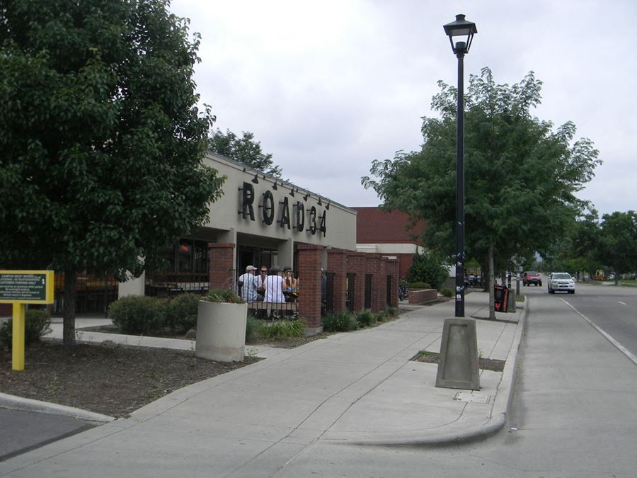 Campus West Retail