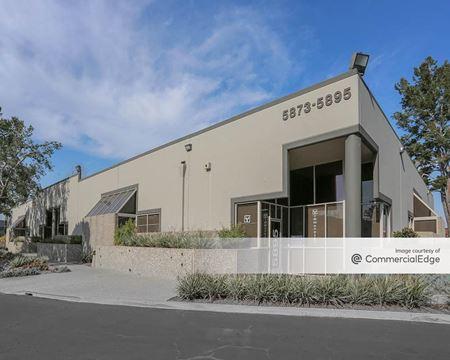 Harris Business Center - 5815-5895 Rickenbacker Road - Los Angeles