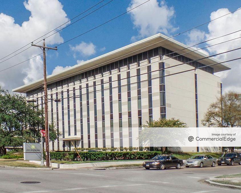 Spirit of Texas Bank Building