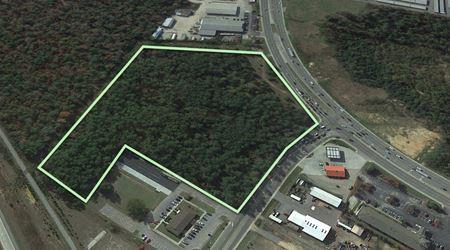 Hwy 25 Corner - 14 AC of Development Land - North Augusta