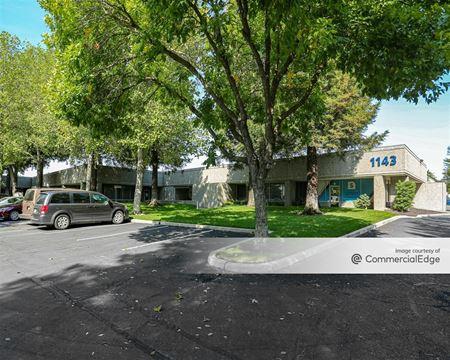 1045 & 1065 National Drive & 1143 North Market Blvd - Sacramento