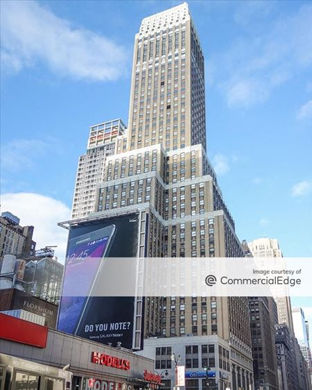 Nelson Tower - New York