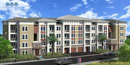 Lot 3, a 306 unit apartment site - Palm Coast
