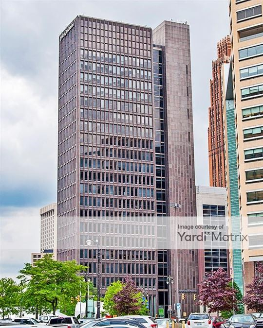 1001 Woodward Avenue