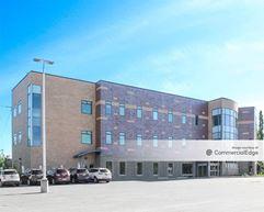 Alaska Native Health Campus - Fireweed Mountain Building - Anchorage
