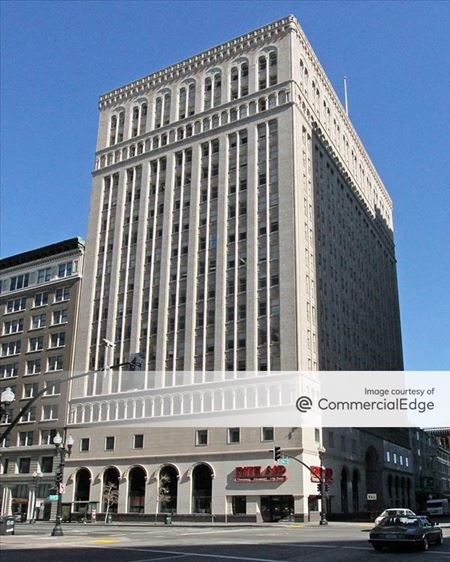 Central Building - Oakland