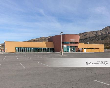Gerald Champion Regional Medical Center - Complex A & B - Alamogordo