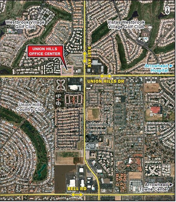 9240 W Union Hills Drive
