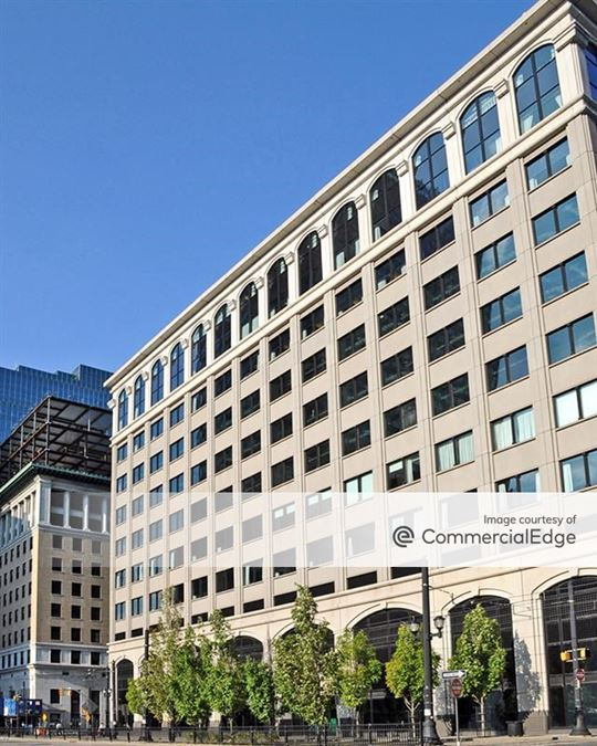 Colgate Center on the Hudson