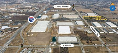 New Construction — Modern Industrial Distribution Facility - Indianapolis