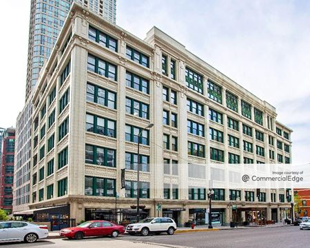 The Thompson Building - Chicago