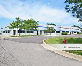 Ann Arbor Commerce Park - 4355 Varsity Drive