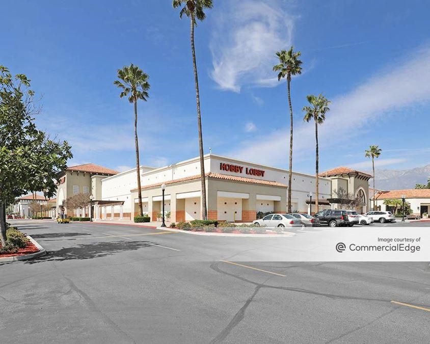 Terra Vista Town Center - 10640 Foothill Blvd