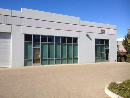 Industrial For Lease - Buellton