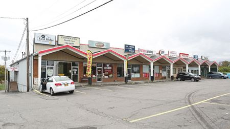 East Ridge Plaza - 521 E. Ridge Road - Rochester