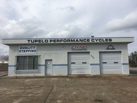 Performance Cycles - Tupelo