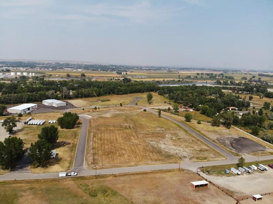 Industrial Land - 1.234 Acres