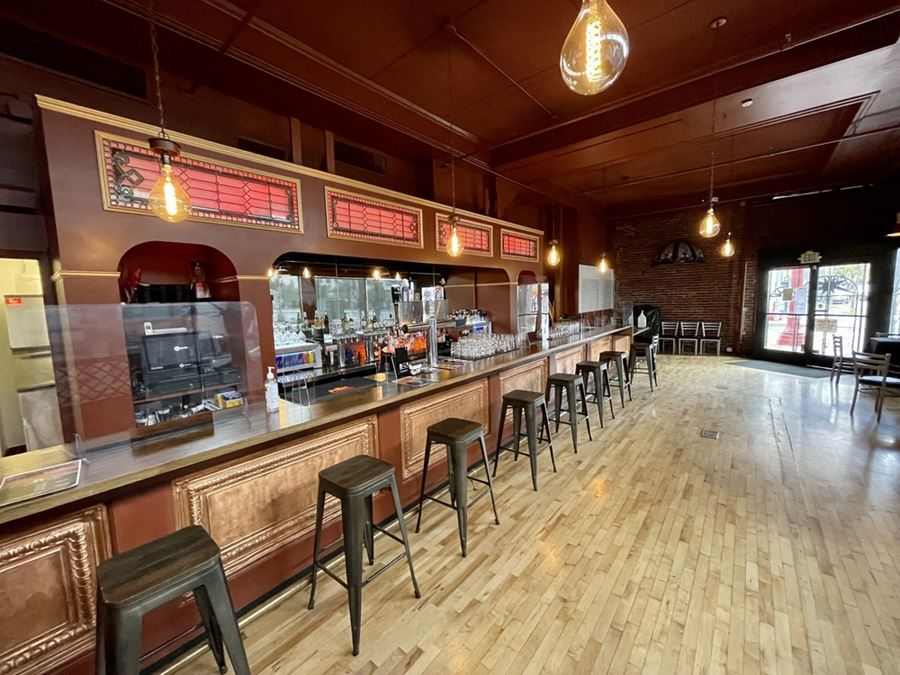 Downtown Portland Restaurant Lease Opportunity