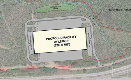 Ft. Prince Commerce Center Phase II Development Site - Spartanburg