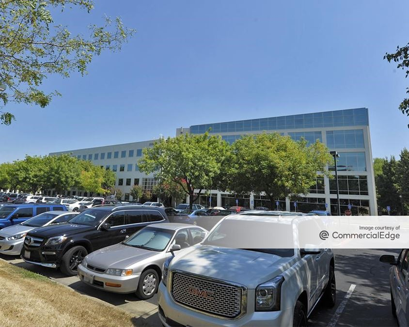 White Rock Corporate Campus - Building Aspire