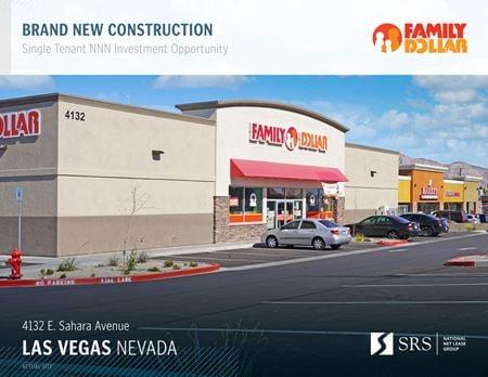 Las Vegas, NV - Family Dollar - Las Vegas