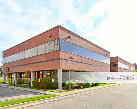 Fort Union Corporate Business Park - Cottonwood Heights