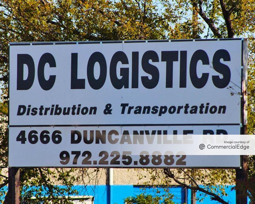 4666 Duncanville Road