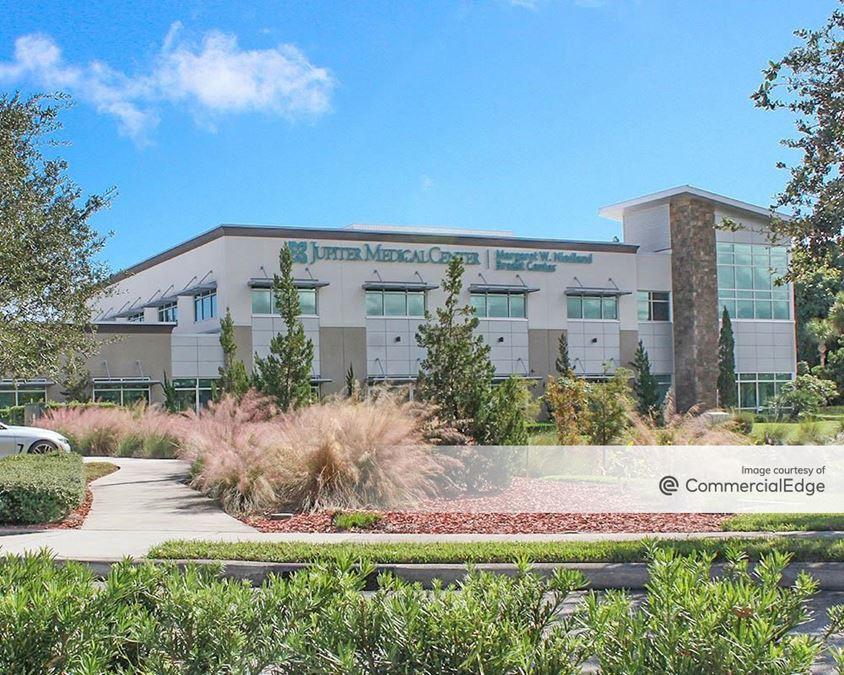 Jupiter Medical Center - 2111 Military Trail