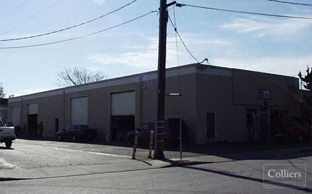 INDUSTRIAL SPACE FOR LEASE - Campbell