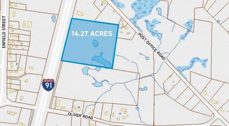 14.27 Acres in Enfield, CT For Sale - Enfield