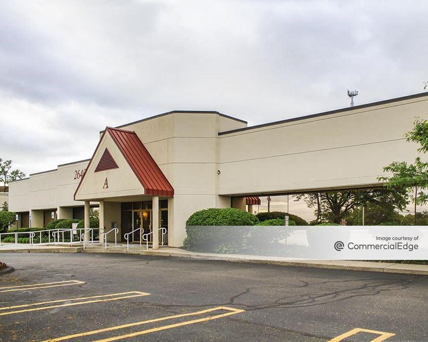 Franklin Pointe Medical Center