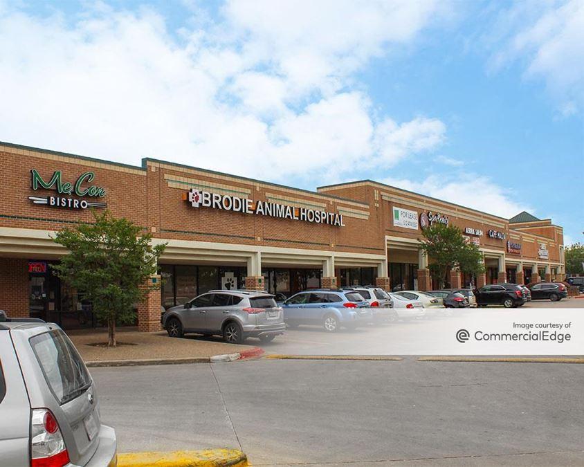 Cannon Oaks Shopping Center