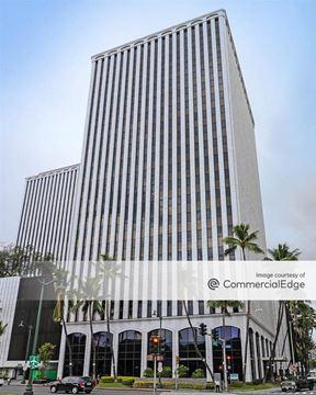 Topa Financial Center - Bishop Street Tower