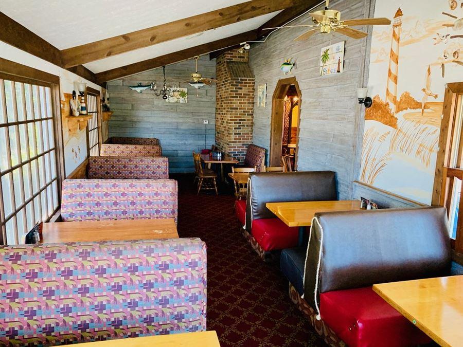 Lobster House Seafood Restaurant (Land & Building)