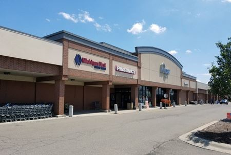 Campus Corners Shopping Center - Rochester Hills