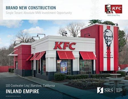 Barstow, CA - KFC - Barstow
