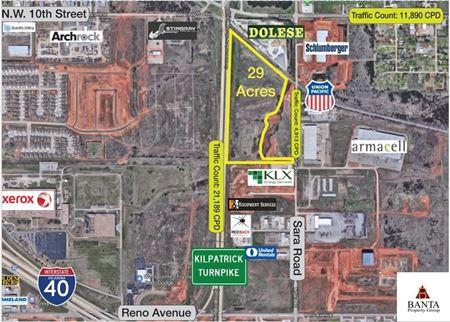 CBK Industrial Park (NW 10th and Sara Road) - Oklahoma City