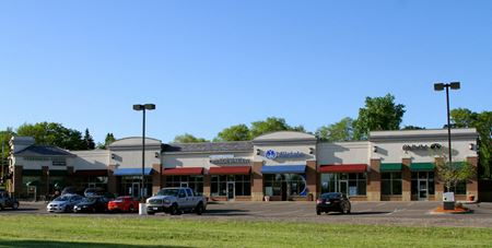 Pine Cone Plaza - Coon Rapids
