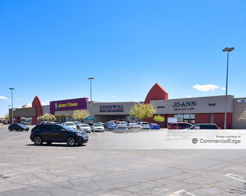 Tri Valley Plaza - 1325 East Florence Blvd