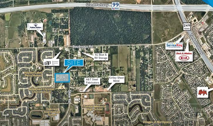 For Sale | Development Opportunity in Cypress, Texas