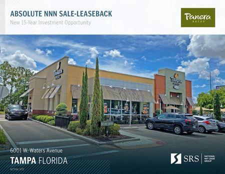 Tampa, FL - Panera Bread - Absolute NNN Sale-Leaseback - Tampa