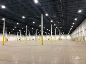Canterbury & 4th Distribution Center