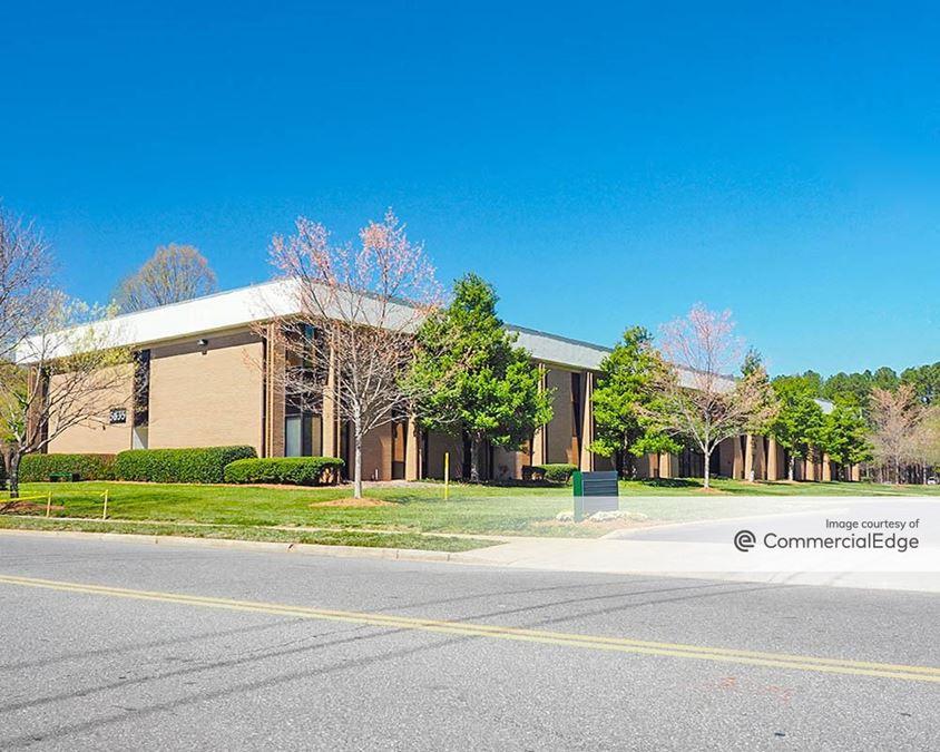 Charlotte East - 5801 & 5835 Buildings