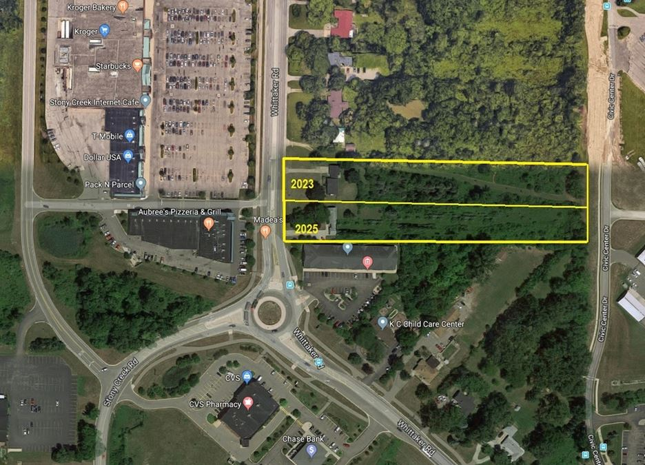 Whittaker Road Development Site | Commercial & Office