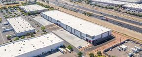Distribution-Manufacturing Facility for Lease - Phoenix