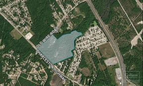 ±51 Acres for Sale at Old Wire Road and Charleston Highway