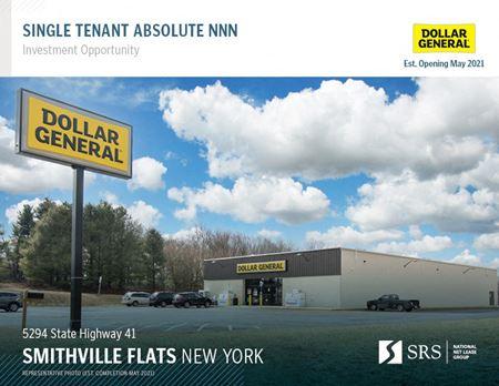 Smithville Flats, NY - Dollar General - Smithville Flats